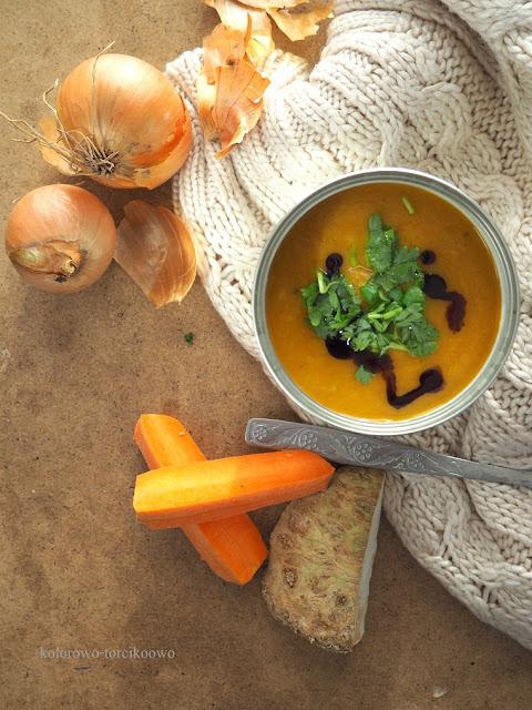 zupa z warzyw korzeniowych