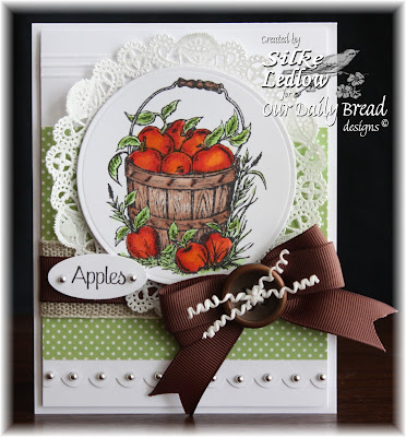 Stamps - Our Daily Bread Designs Apples