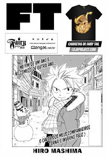 Fairy Tail 515 Mangá Português