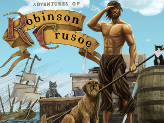 Free download the adventures of robinson crusoe game for ipad & iphone.