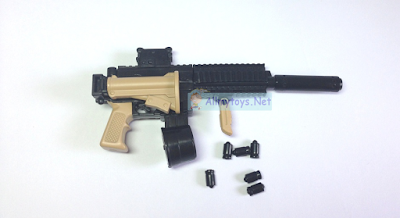 Mini Assault Rifle Toy Gun 4