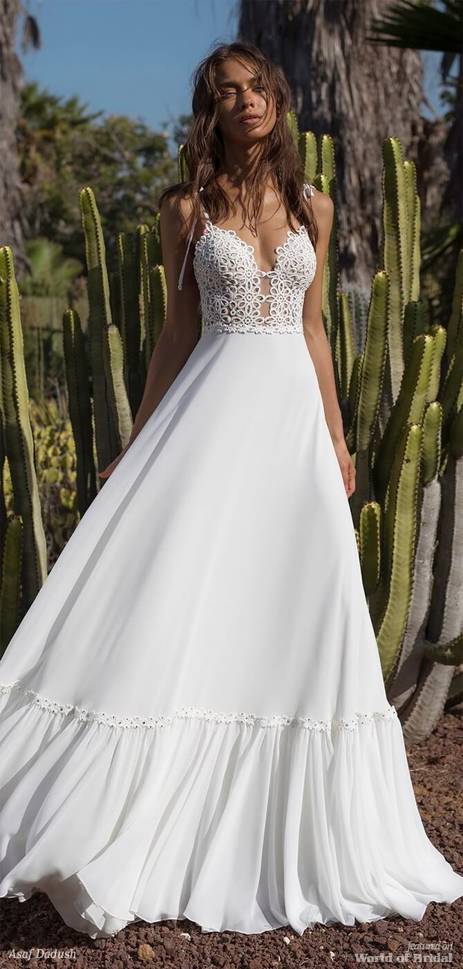 6a5ebc6a51d Asaf Dadush 2018 Wedding Dresses - World of Bridal