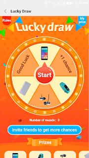 Mi Phone contest win Mi A1 Phone - contestIndia