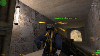 counter strike shoot
