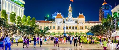 5 địa điểm vui chơi về đêm ở Sài Gòn