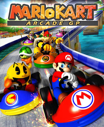 Mario Kart Arcade Gp 1 Iso Download Gamecube
