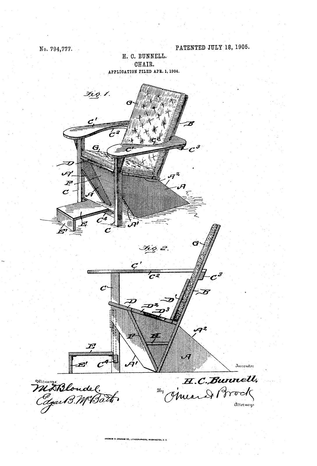 Adirondack Trivia Where Was Adirondack Chair Invented