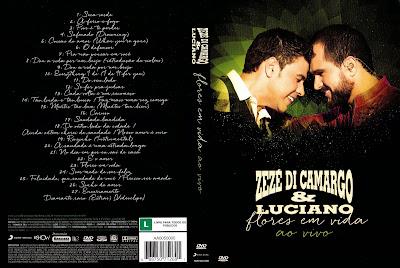 COMPLETO CAMARGO 2012 BAIXAR DI LUCIANO DVD E ZEZE