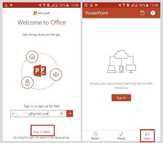 Cara Membuka File PPT di Android Dengan Mudah