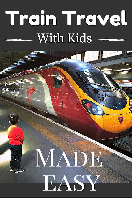 Train Travel With Kids Made Easy