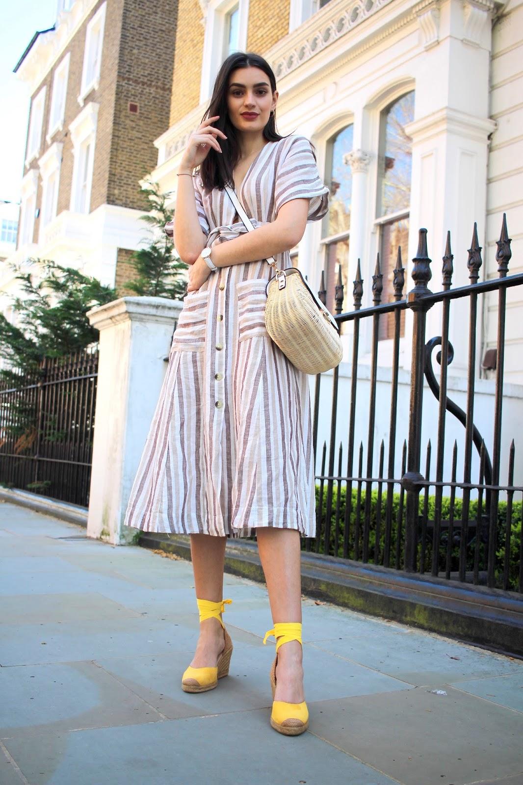 spring style peexo fashion blog
