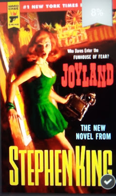 Stephen King, Joyland review