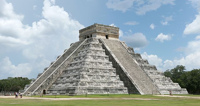 Chichen Itza - one of the new 7 wonders of the world