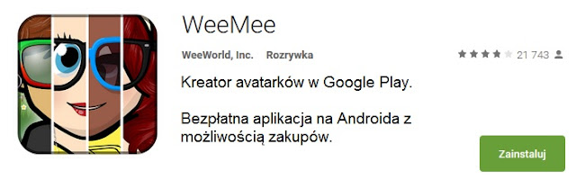 https://play.google.com/store/apps/details?id=novoda.weeworld
