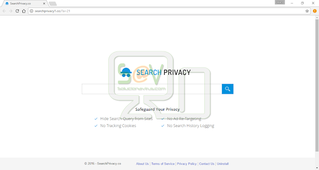 Searchprivacy1.co (Hijacker)