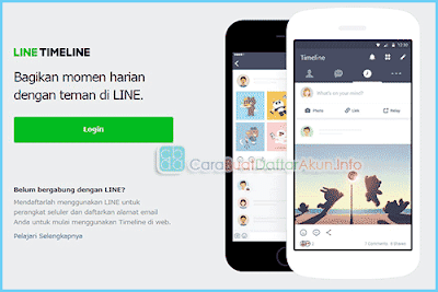 fitur aplikasi line versi pc