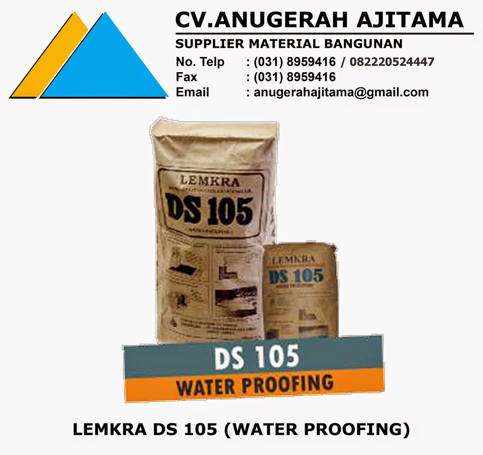 LEMKRA DS 105 (WATER PROOFING BASE)