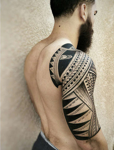 Tatuagem Para homens Tribal