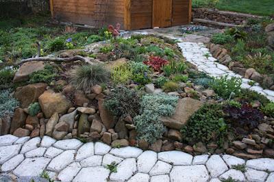 Der Steingarten