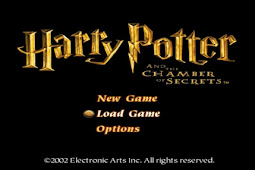 Harry Potter and the Chamber of Secrets PS2 ISO High Compressed