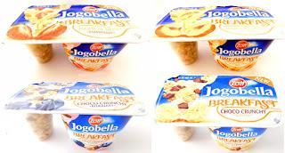 Znalezione obrazy dla zapytania jogobella breakfast