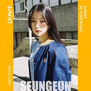 Seungeun (승은)