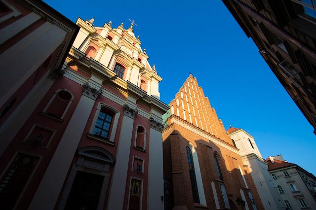 Chiesa cattolica-Varsavia