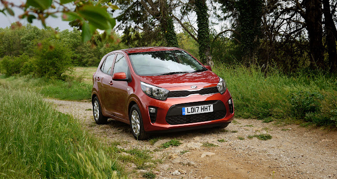 Small Sorted Kia Picanto Review
