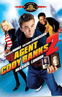 Agent Cody Banks 2 Destination London (2004) เอเย่นต์โคดี้แบงค์ พยัคฆ์จ๊าบมือใหม่ [ซับไทย]