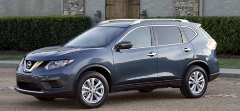 2016 Nissan X-Trail Redesign