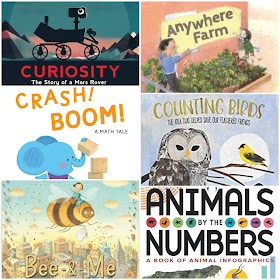 STEM picture books and activities