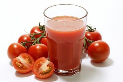 Cách trị tàn nhang tận gốc từ thiên nhiên bằng nước ép cà chua