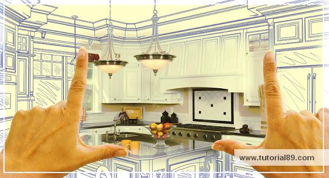 Renovasi rumah untuk meningkatkan nilai jual rumah anda