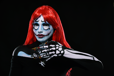 Renew Style Sally Bodypainting