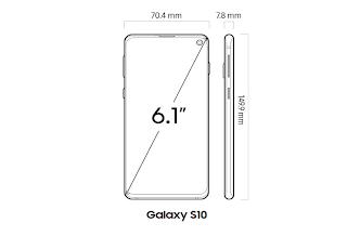 Samsung Galaxy S10 User Manual PDF Download