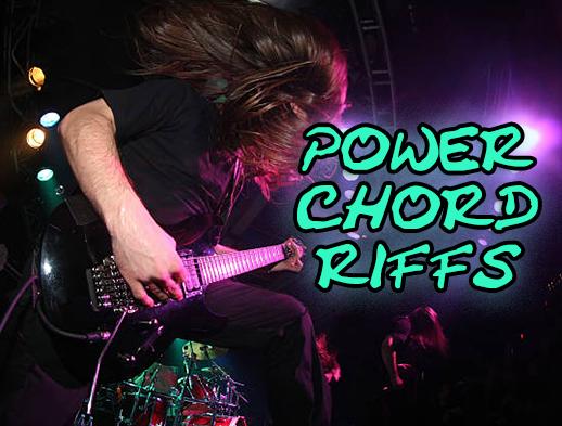The Secret Behind Power Chord Riff Tonality... | Creative Guitar Studio