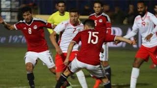 بث مباشر مباراة مصر وتونس اونلاين | اليوم 16/11/2018| Egypt vs Tunisia live تصفيات كاس امم افريقيا