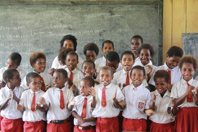Mengukur Kualitas Pendidikan di Papua:Ibarat Menimbang Gunung di Neraca Sama Lengan
