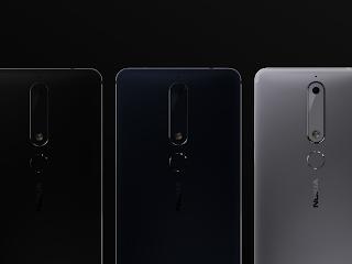 Nokia 6 images