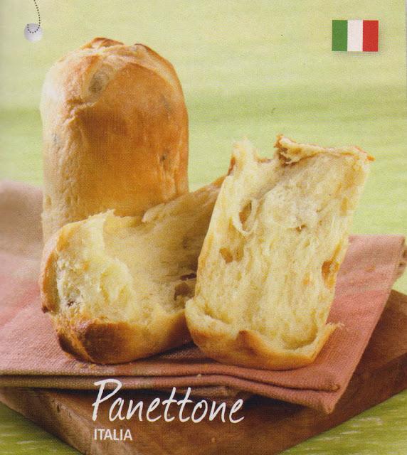 Resep Cara Membuat Roti Panettone Italia