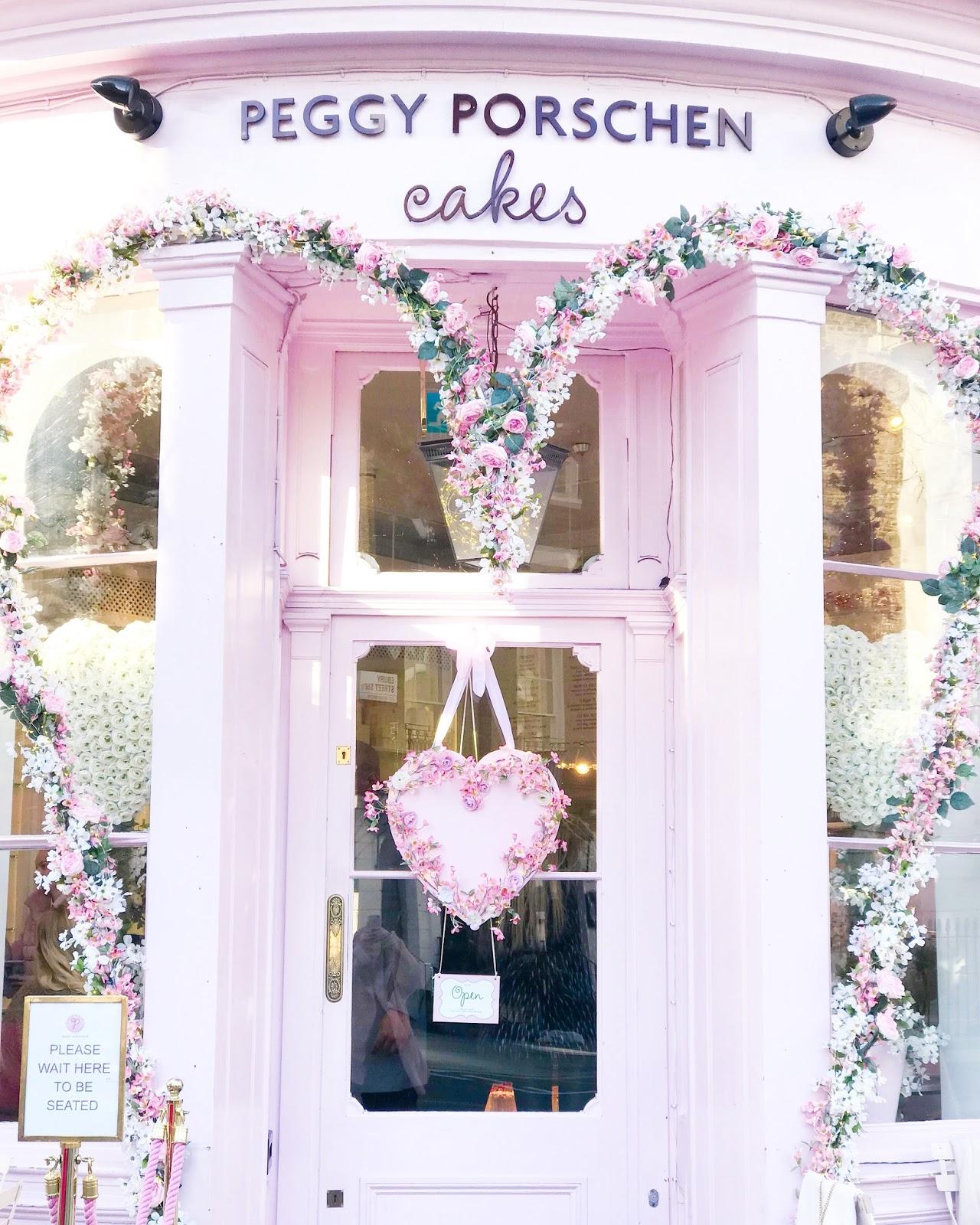 peggy porschen cakes shop