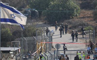 PALESTINO MATA 3 GUARDAS ISRAELENSES EM ASSENTAMENTO NA CISJORDÂNIA