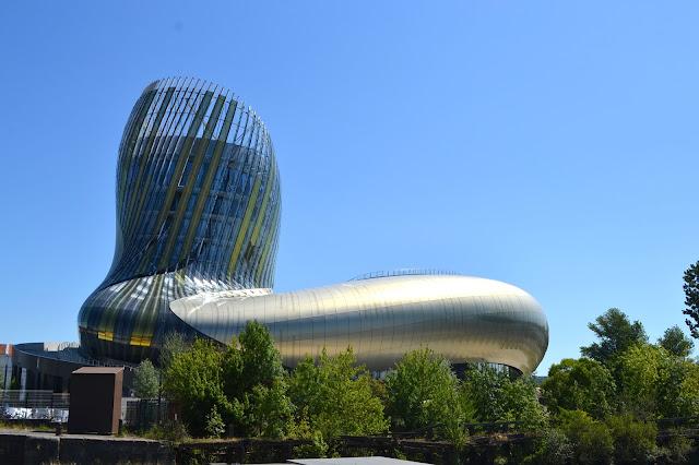 Cite du Vin, Burdeos, Aquitania, Francia