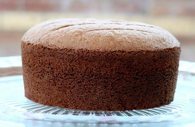 sponge cake make