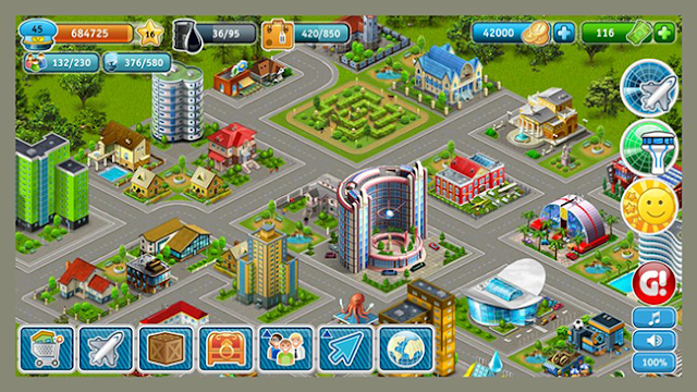 Airport City v5.0.12 Apk Mod Unlimited Money
