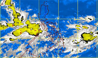 Monsoon rains to affect Central, southern Luzon and Visayas