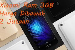 6 HP Xiaomi Ram 3gb Murah Harga Dibawah 2 Jutaan Terbaik 2018