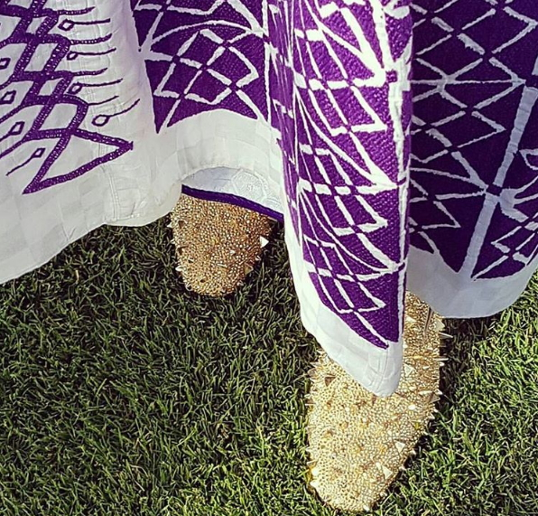 emir sanusi lamido christian louboutin shoes