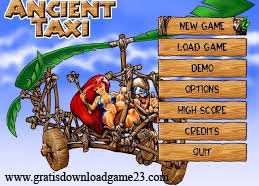 Game lucu ancient taxi untuk komputer