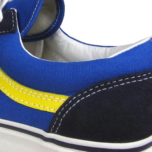 1d35573180d2e2 Vans Vault OG Style 36 LX. Two Tone. Classic Blue Dandelion.